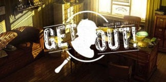 Get out Logo