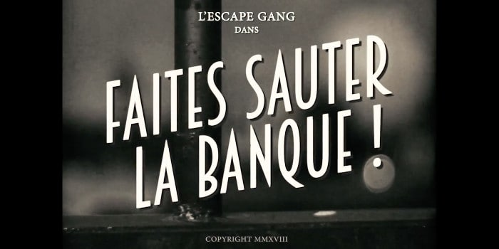 Escape Yourself - faites sauter la banque
