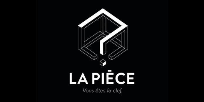 La piece - escape game paris logo