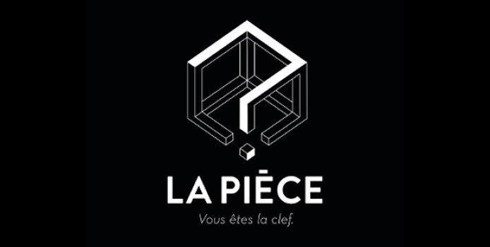 La piece - escape game paris logo