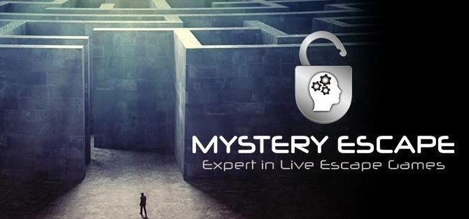 Mystery Escape game logo