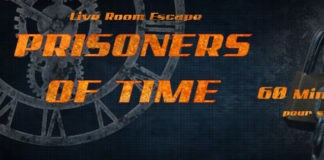 Escape Game prisoners of time logo