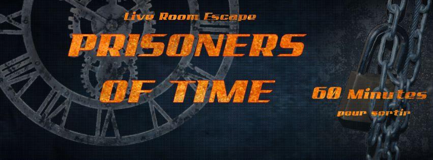 Escape Game prisoners of time logo