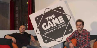 Escape Game The Game
