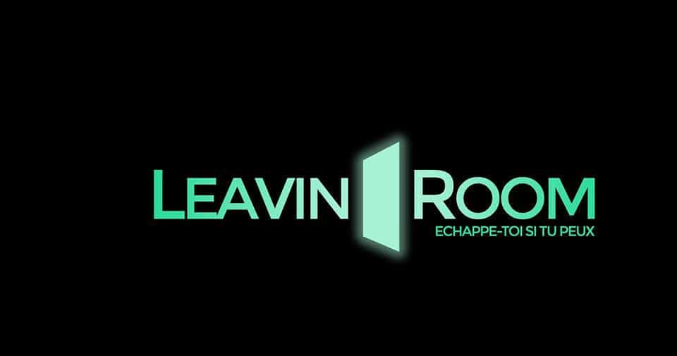 Escape Game Paris LeavinRoom - logo