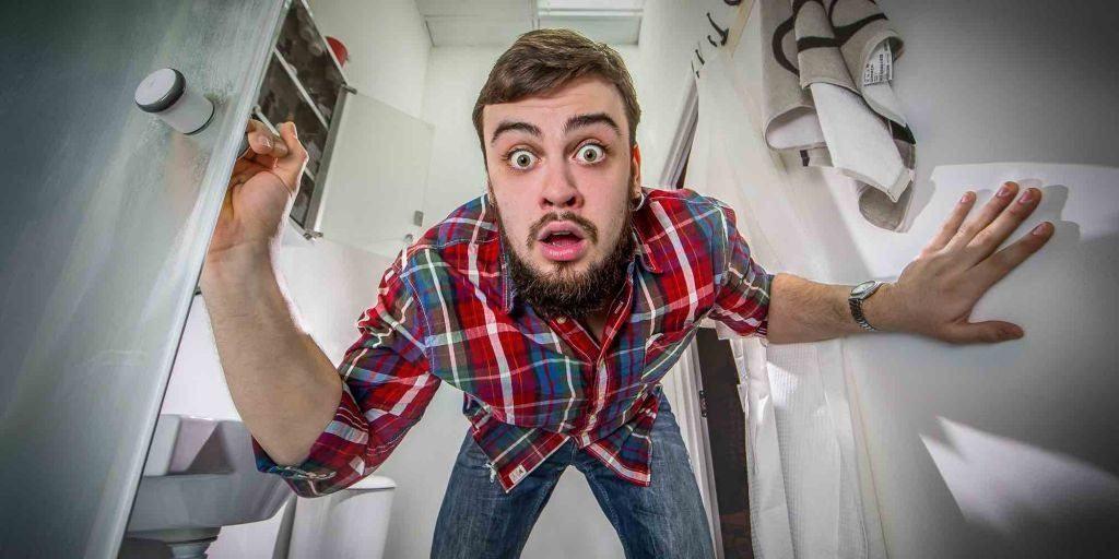 Claustrophobia - Australian Motel 2
