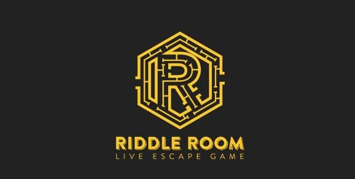Riddle Room Escape game nice - logo