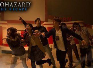 Biohazard the escape game 01