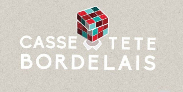 Casse tête bordelais escape game bordeaux - logo