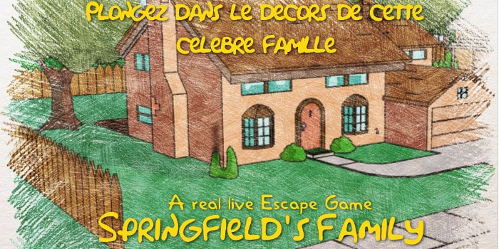 Mystery Games - sprignfield's family