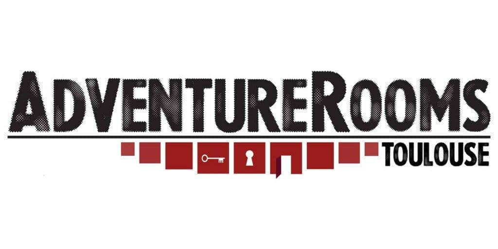 adventure rooms toulouse - logo