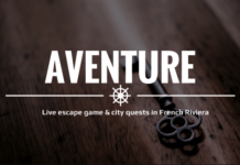 Aventure - logo