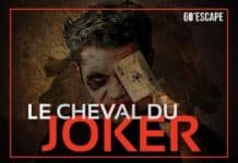 60 escape - cheval du joker