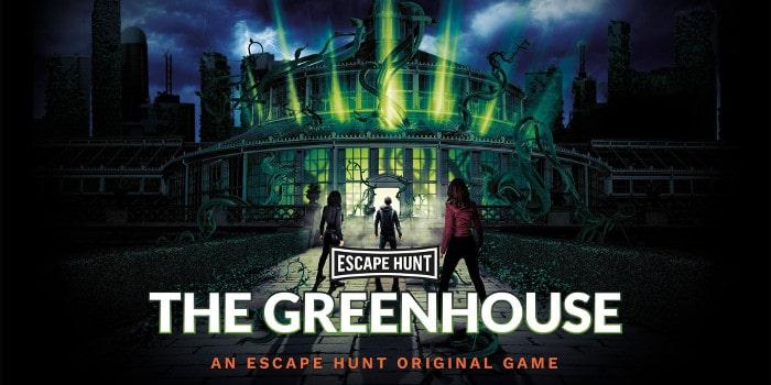 Escape Hunt Paris - The Greenhouse