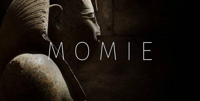 Antichambre - momie