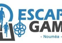 Escape game noumea - logo