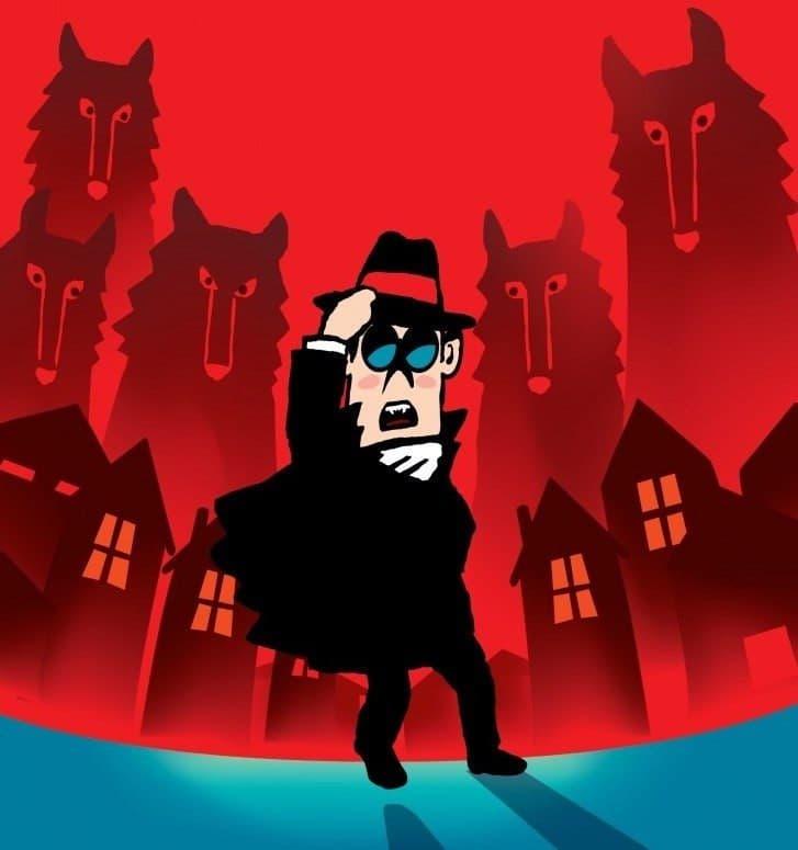 Real Escape Game - terreur sur le village - logo