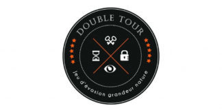 Double Tour escape game - logo