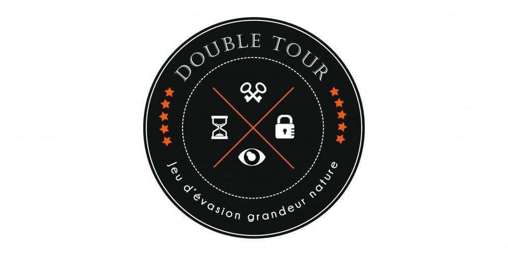 Double Tour escape game - logo