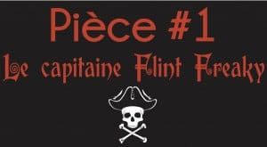 Double tour - capitaine flint freaky - logo