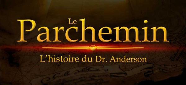 Locus Enigma - Le parchemin