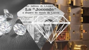 Victory Escape - diamant joconde - logo
