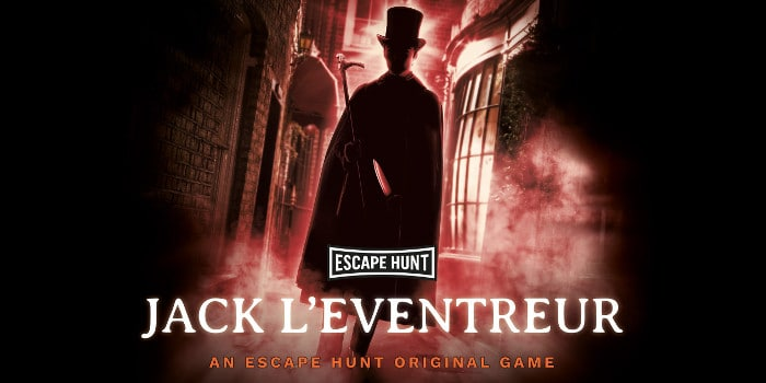Escape Hunt - Jack l'Eventreur