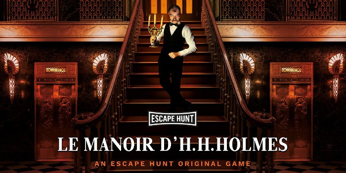 Escape Hunt - le manoir d'H.H. Holmes
