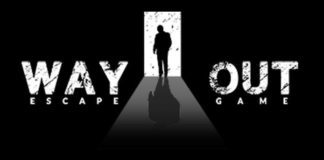 Way Out Escape Game - logo