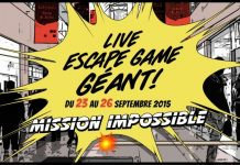 Team Break - escape game géant