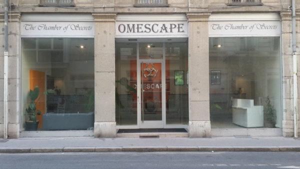 omescape - facade