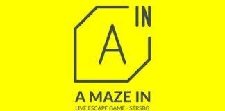 A Maze In Escape Game Strasbourg- logo