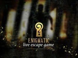 Enigmatic escape game lyon - logo