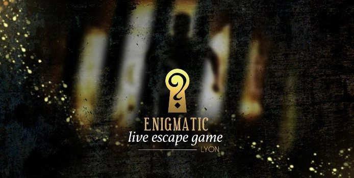 Enigmatic escape game lyon - logo