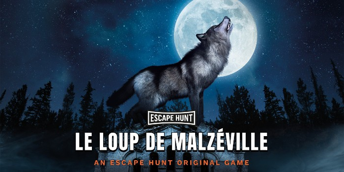 Escape Hunt Nancy - le loup de malzeville