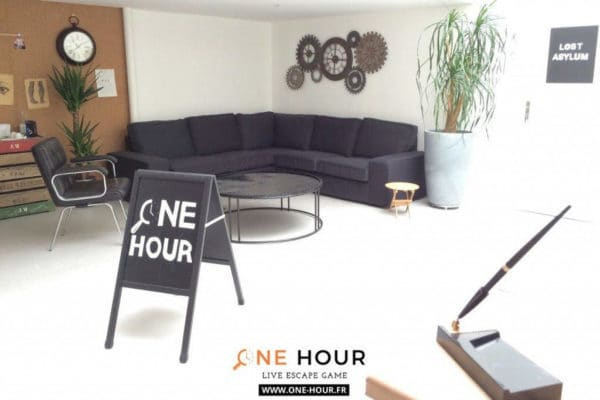 One Hour - Lobby