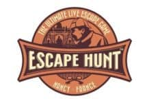 escape hunt nancy - logo
