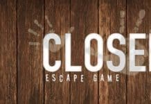 Closed escape game lyon - logo