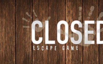 Closed escape game - logo