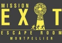 Escape Game Mission exit - logo