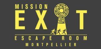 Escape Game Mission exit - logo