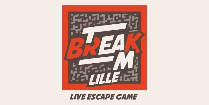 Escape game Team Break Lille - logo