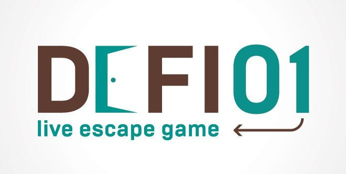 Defi 01 Escape Game bourg en bresse - logo