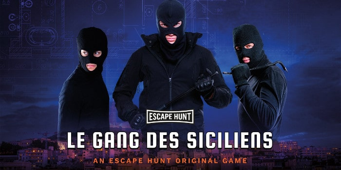 Escape Hunt - le gang des siciliens