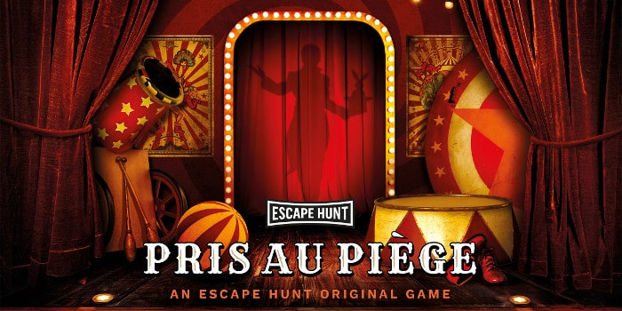 Escape Hunt - pris au piège