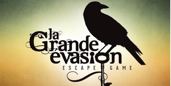 Escape Game La grande evasion - logo