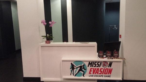 Mission Evasion - Lobby 3