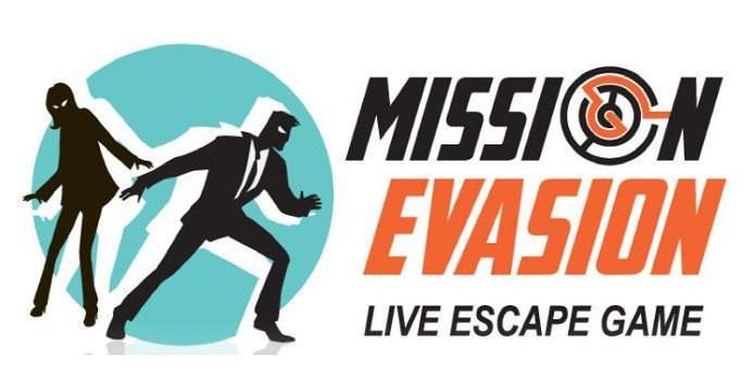 Mission Evasion - Logo