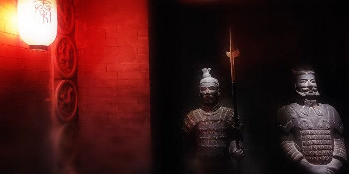 X-Dimension - le Tombeau de l'empereur Quin