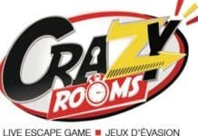 Escape Game Crazy Rooms - Logo